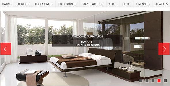 Online Retail Store Magento Theme