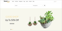 Online Store HTML Template