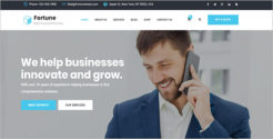 Perfect Business Services Joomla Template