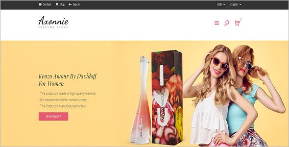 Perfume Store PrestaShop Theme