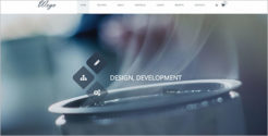 Personal Blog For Drupal Theme