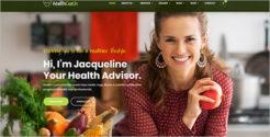 Personal Health Trainee WordPress Theme
