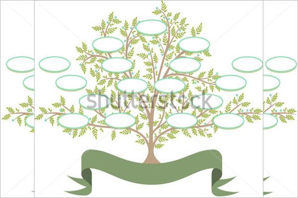 Photo Family Tree Maker Template