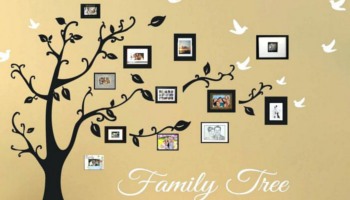 Photo Family Tree Templates