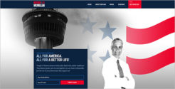 Political Non-Profit Blog Template
