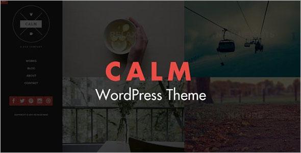 Popular HTML5 WordPress Theme