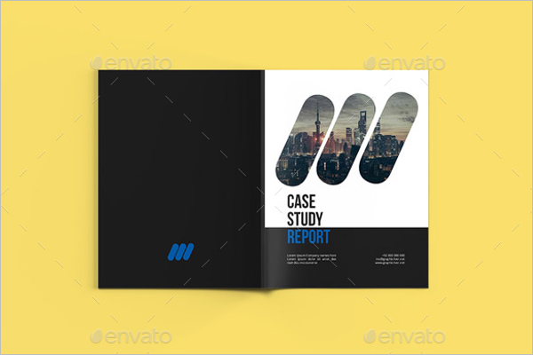 PowerPoint Case Study Template