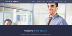 Premium Business Joomla Template