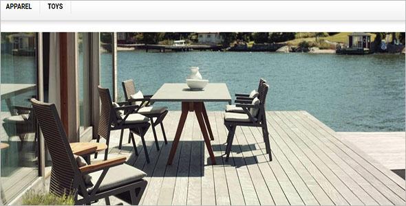 Premium Furniture Bootstrap Theme