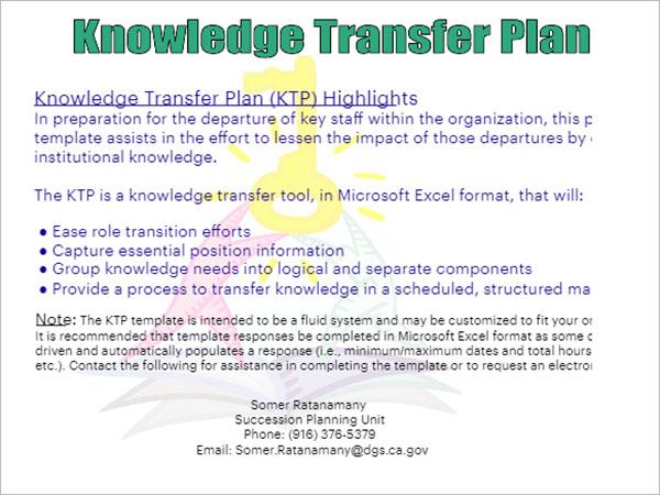 Printable Transfer Letter Template