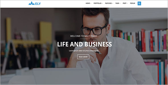 Professional Drupal Business Template