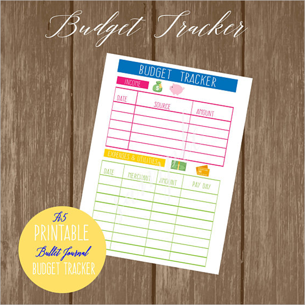 16 free budget tracking templates excel formats