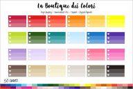 Rainbow Ombre Checklist Template