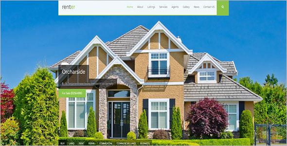 Real Estate Marketing WordPress Theme