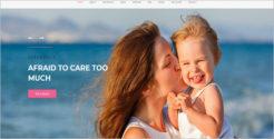 Responsive Insurance WordPress Theme