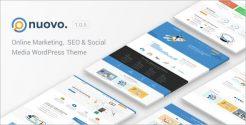 Responsive Marketing Agency WordPress Theme