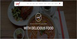 Restaurant & Bakery WordPress Theme