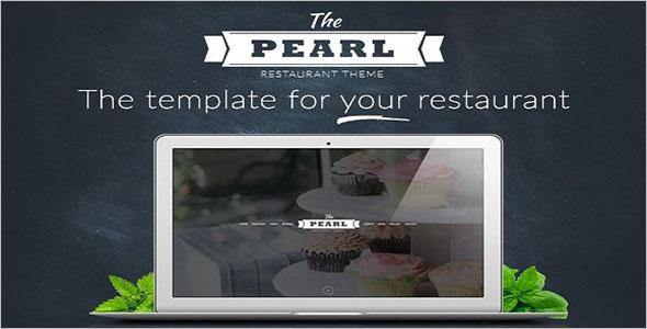 Restaurant HTML Template