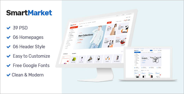 Retail Bootstrap 3 Template