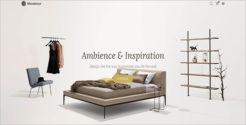 Retail Furniture Blog Theme