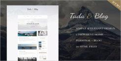 Retail Shop Blog Theme