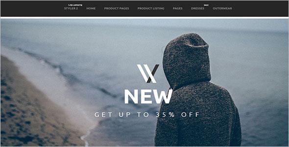 Retail Styler PrestaShop Theme