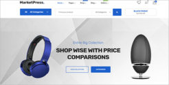Retail Woocommerce Blog Theme