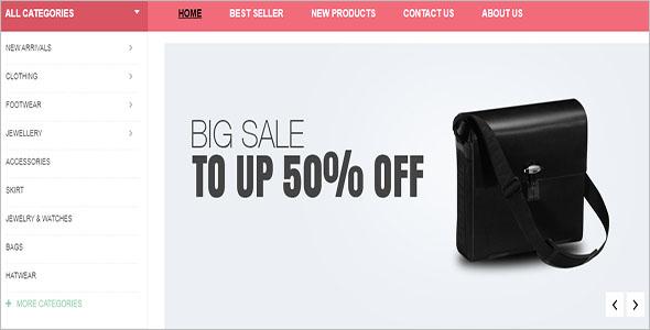 Retail eCommerce Magento Theme
