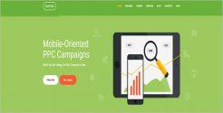 SEO & Marketing WordPress Theme