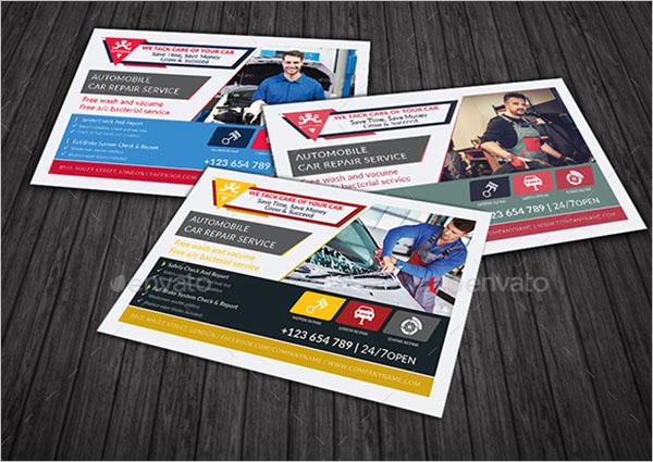Sales Sheet PSD Template