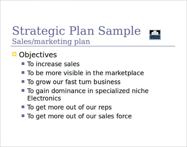 Sales Strategy PPT Template