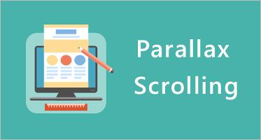 Scrolling Website Templates