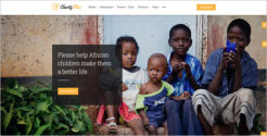 Simple Charity Drupal Theme
