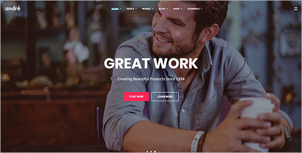Simple Entrepreneurs WordPress Theme