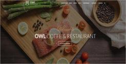 Simple Restaurant Drupal 8 Theme