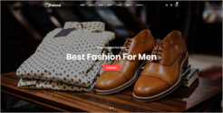 Small Online Store Blog Theme