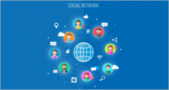 15+ Social Network Website Bootstrap Themes