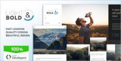 Speed Focused WordPress Theme
