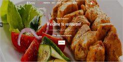 Spicy Food Store Joomla Template
