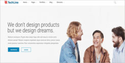 Startup Business Drupal 8 Theme