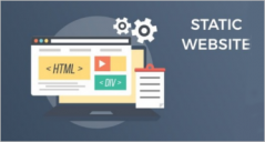 31+ Static HTML Website Templates