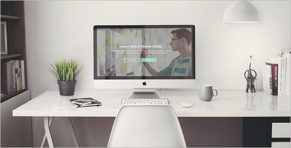 Static HTML5 Template