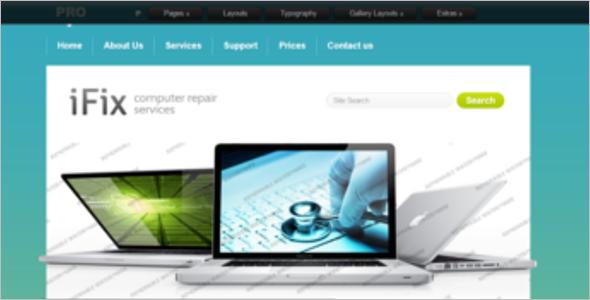 Stunning Website Template