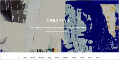 Stylish WP Theme For Small Businesses