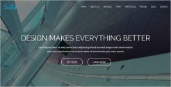 Suitable Business WordPress Theme