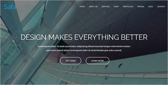 Suitable Business WordPress Theme
