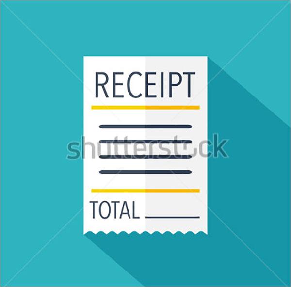 Tax Receipt Template Excel