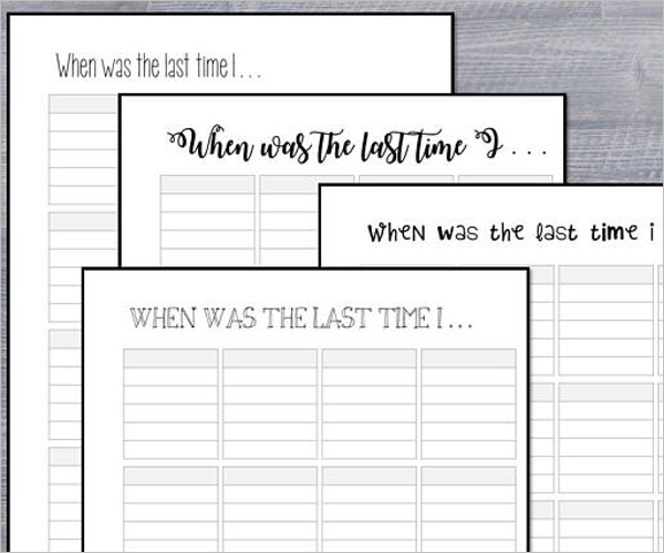 Time Tracking Template Free Download