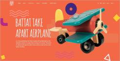 Toys Store Joomla Template
