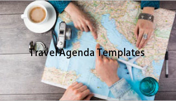 Travel Agenda Templates